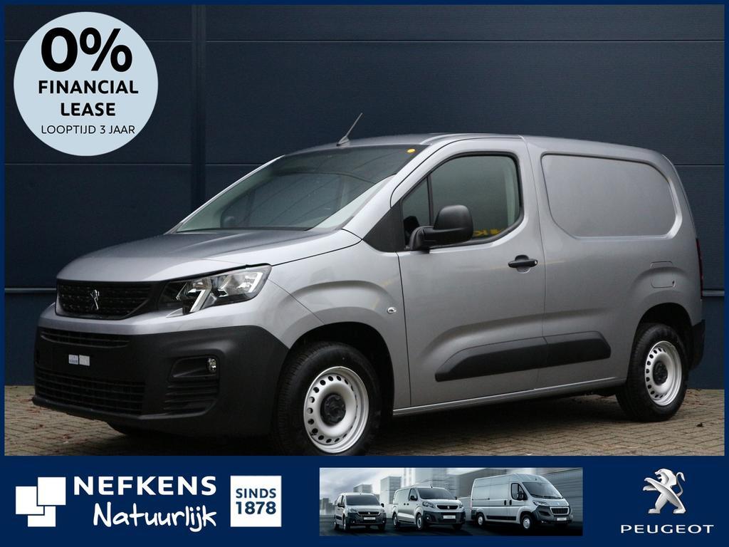 Peugeot Partner 1.6 bluehdi 100 pk pro voorraad voordeel, rijklaar!