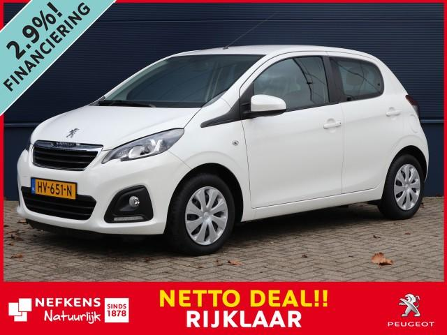 Peugeot 108 1.0 e-vti active netto deal & rijklaar!