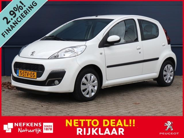 Peugeot 107 1.0 active netto deal & rijklaar!