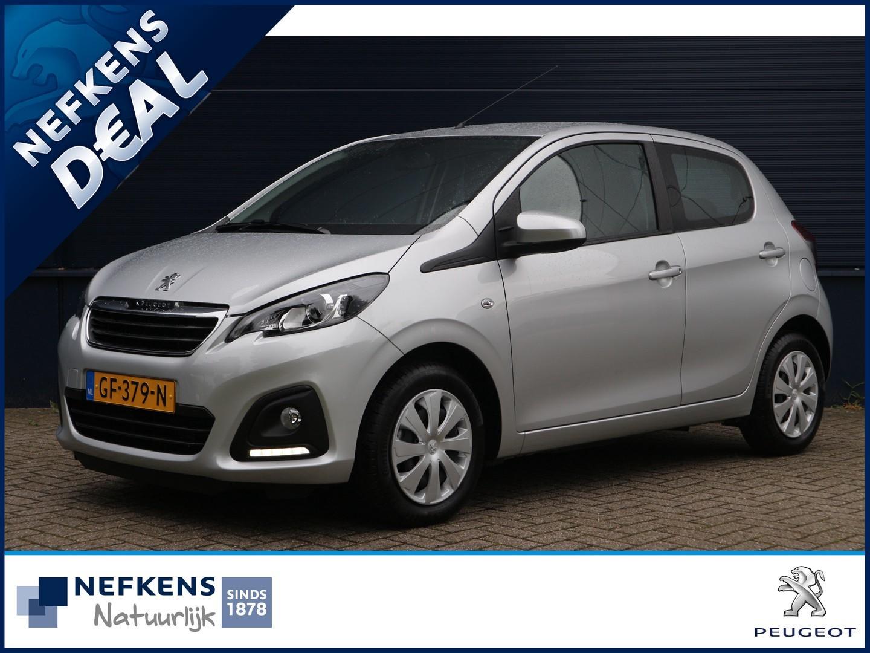 Peugeot 108 1.0 e-vti active airco/mistlampen/bluetooth!