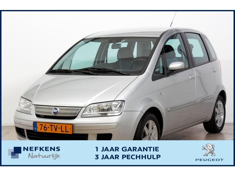 Fiat Idea 1.4 16v emotion automaat * lmv * 12mnd garantie *