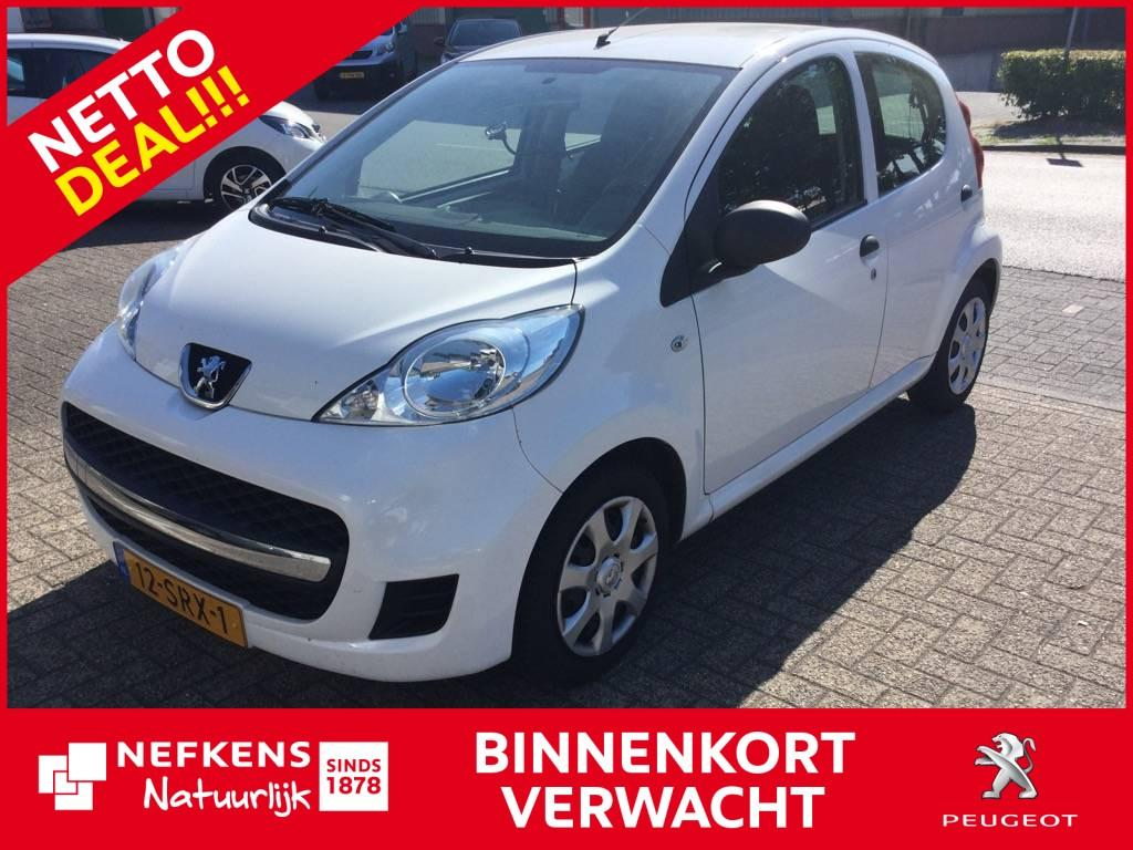Peugeot 107 1.0 68pk xr pack accent * airco *