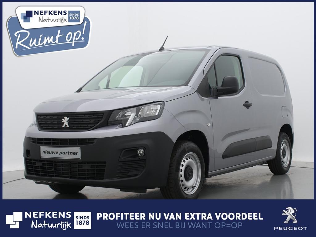 Peugeot Partner 1.6 bluehdi premium