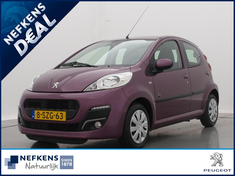 Peugeot 107 1.0 68pk envy