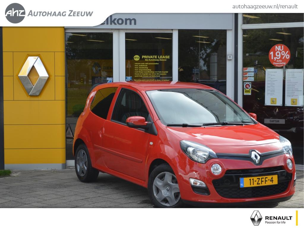 Renault Twingo 1.2 16v collection / airco / getint glas / bluetooth