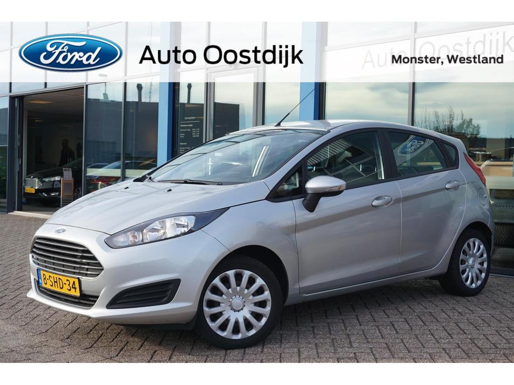 Ford Fiesta 1.0 style navigatie airco 5-drs iso fix *nette auto*