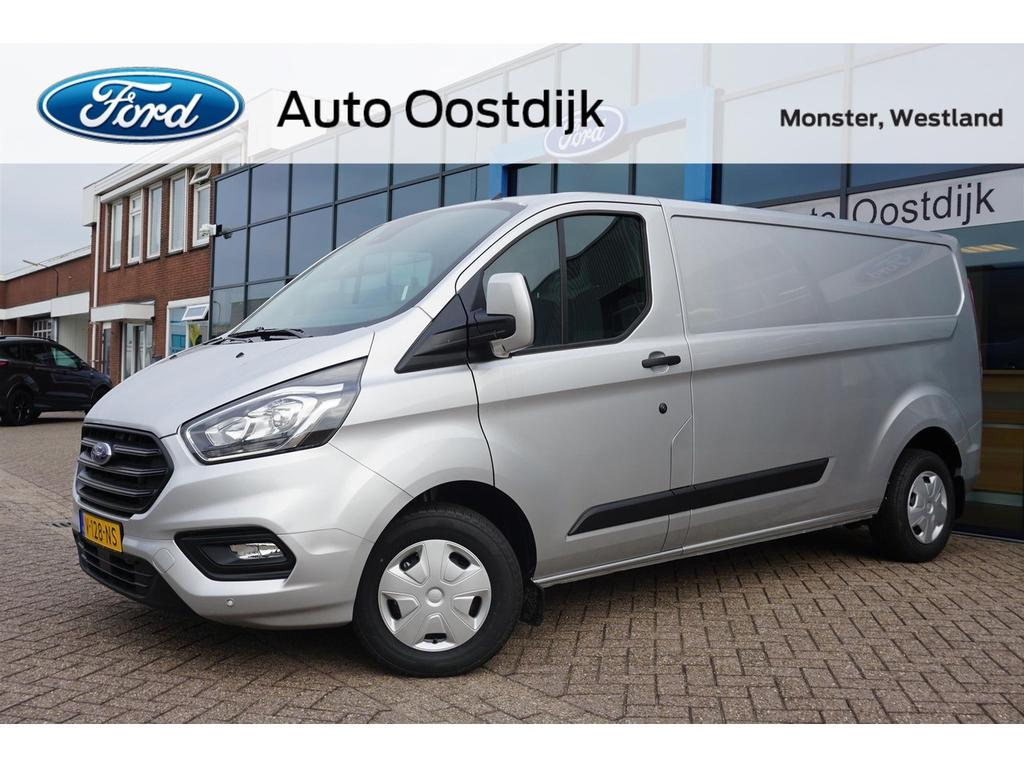 Ford Transit custom 300 2.0 tdci l2h1 trend 130 pk airco cruise control voorruit verwarming