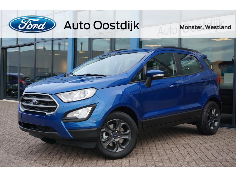 Ford Ecosport 1.0 ecoboost 125pk trend ultimate navi camera parkeersensor *nieuw* rijklaar prijs