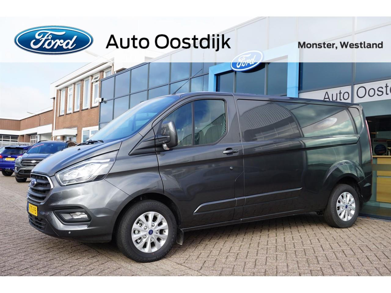 Ford Transit custom Limited 300l 130pk l2 navi camera trekhaak pdc cruise control