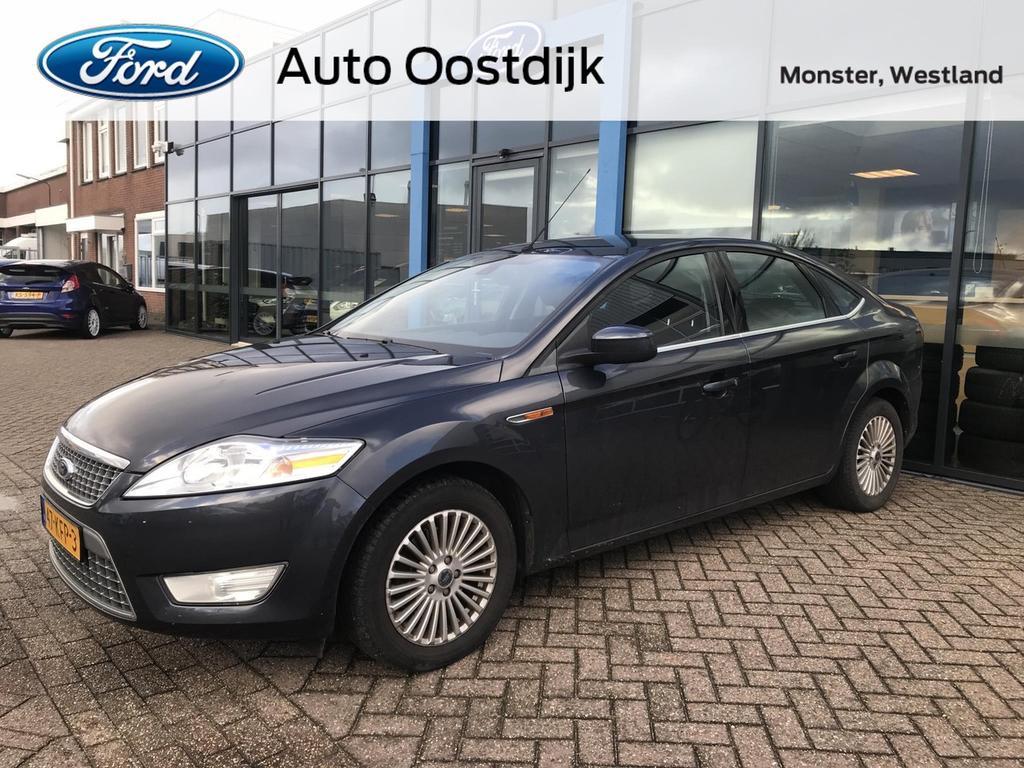 Ford Mondeo 2.0-16v titanium 145 pk climate trekhaak dealer onderhouden