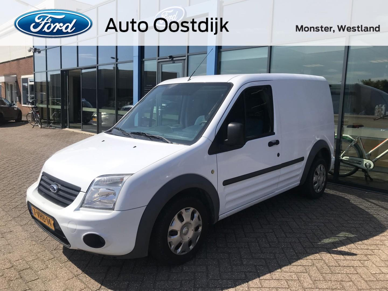 Ford Transit connect T200s 1.8 tdci airco voorruitverwarming trekhaak dealer onderhouden *nette auto*