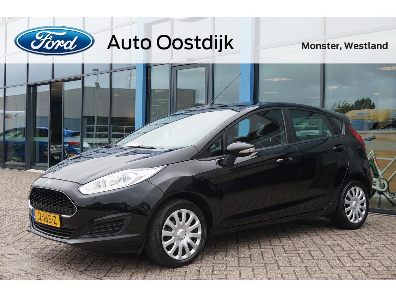 Ford Fiesta 1.0 style airco isofix 5-drs dealer onderhouden 1e eigenaar