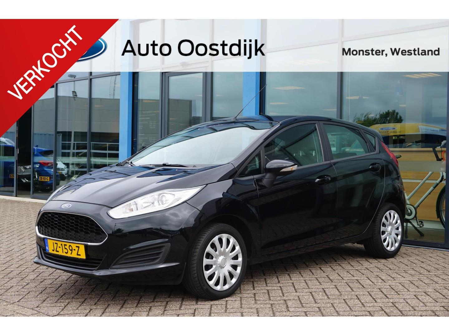 Ford Fiesta 1.0 style essential airco 5-drs