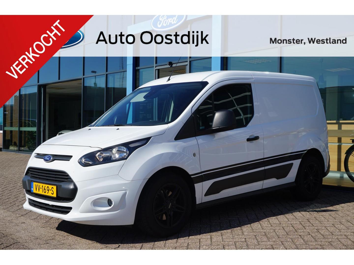 Ford Transit connect 1.6 tdci l1 trend ,camera navi airco trekhaak