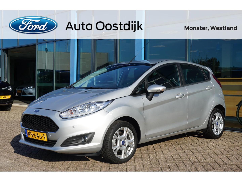 Ford Fiesta 1.0 style ultimate navi parkeersensoren cruise control bluetooth *lage km-stand*