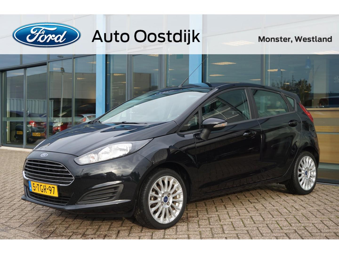 Ford Fiesta 1.0 style