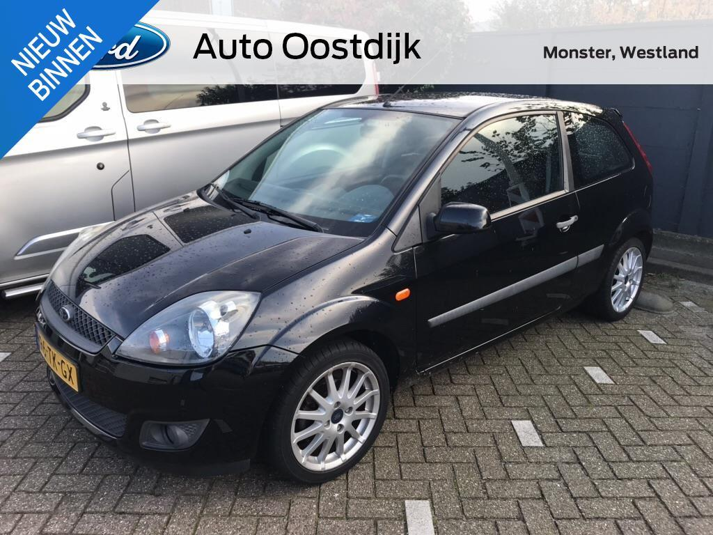 Ford Fiesta 1.6-16v futura automaat airco *lage km-stand*