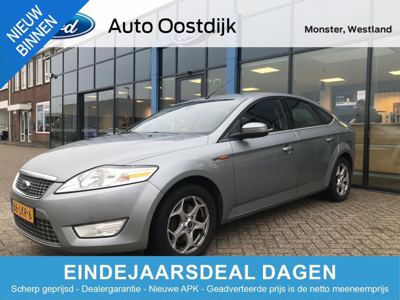 Ford Mondeo 2.0-16v limited 145pk navi climate trekhaak pdc *dealer onderhouden*