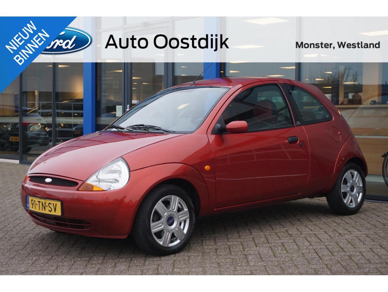 Ford Ka 13 Collection Airco Leder Lichtmetalen Velgen Dealer Onderhouden Bij Autooostdijk