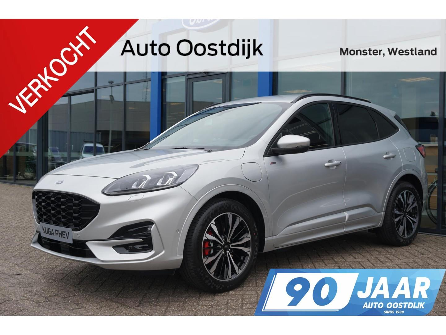 Ford Kuga Automaat st-line x 225pk hybride automaat