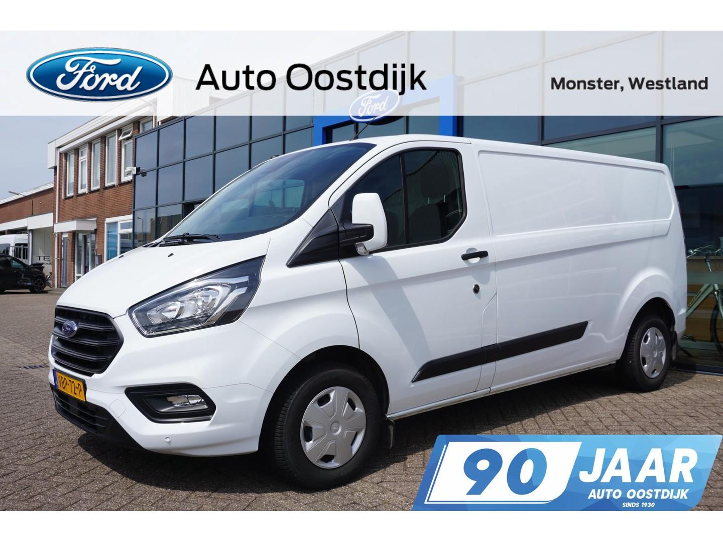 Ford Transit custom 300 2.0 tdci l2h1 trend. navi,camera,trekhaak