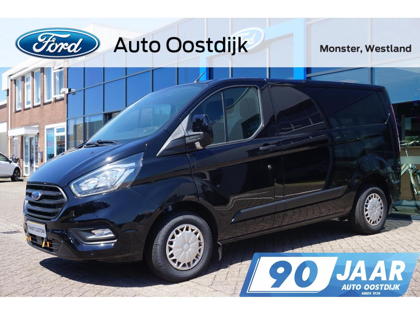 Ford Transit custom 280 2.0 tdci l1h1 trend 105pk airco trekhaak bluetooth voorruitverwarming