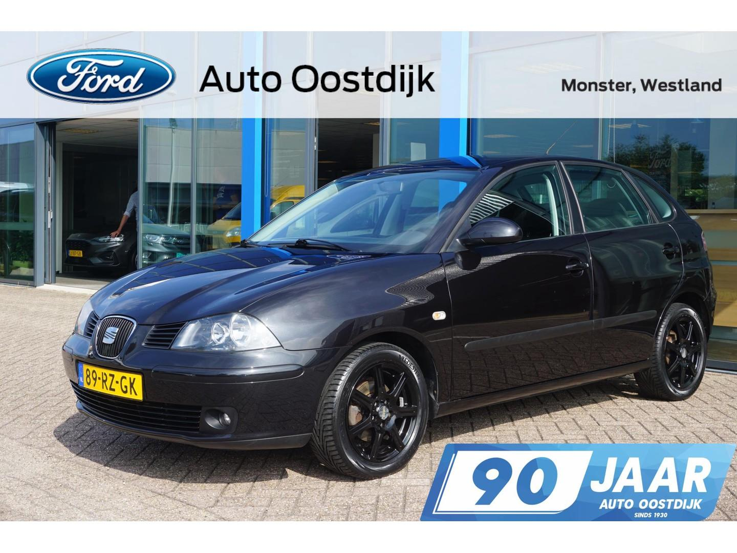 Seat Ibiza 1.4-16v reference 5-deurs airco lm velg