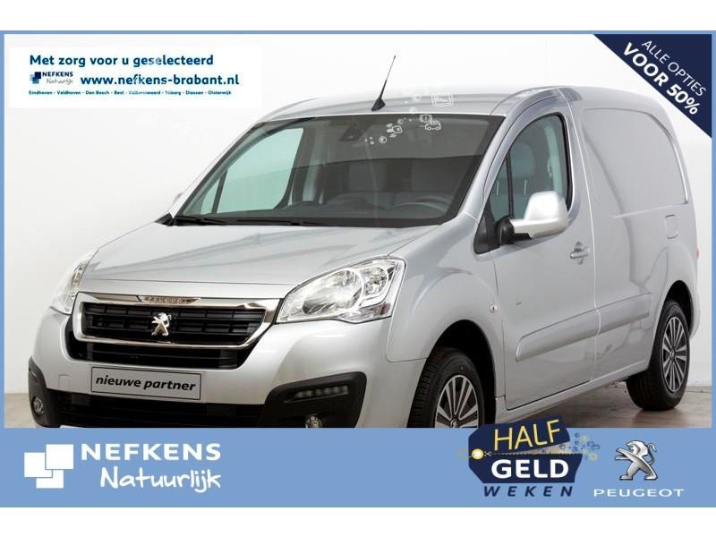Peugeot Partner Gb 120 l1 1.6 bluehdi 75pk 3-zits premium pack * navigatie *