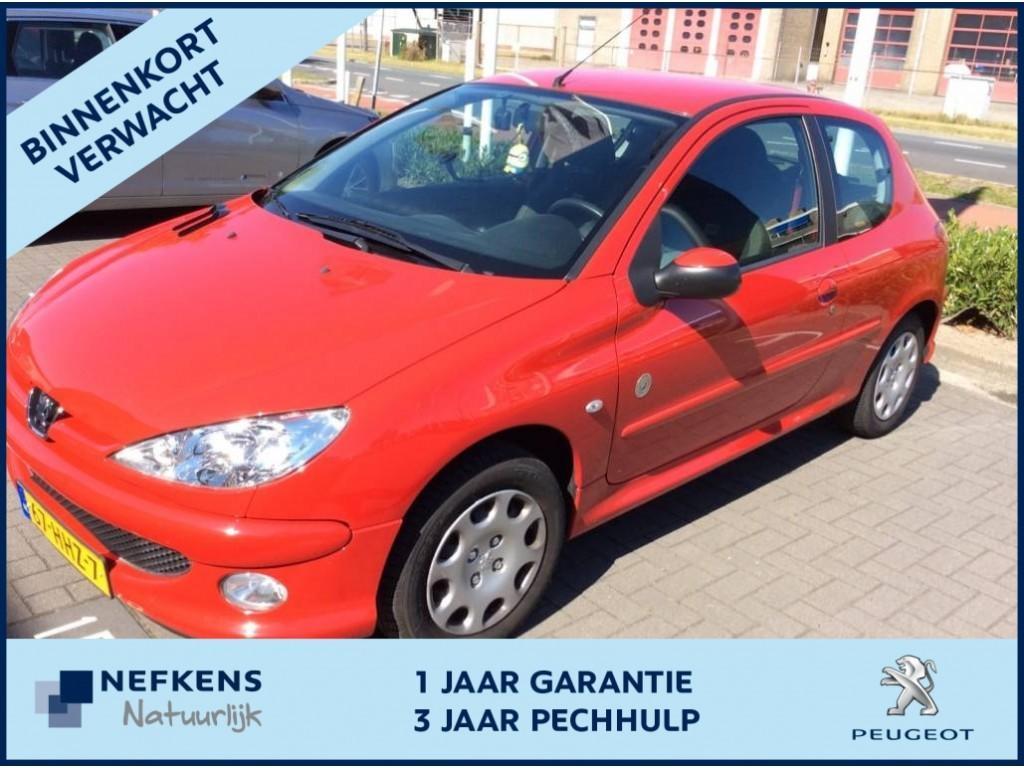 Peugeot 206 Generation 1.4 3-drs * 12 mnd garantie * verwacht *