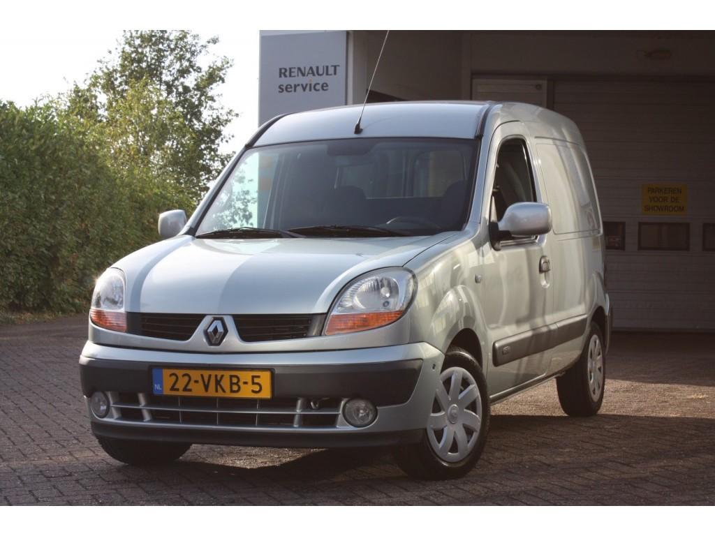 Renault Kangoo Express grand confort motor heeft pas 97500 km gegereden
