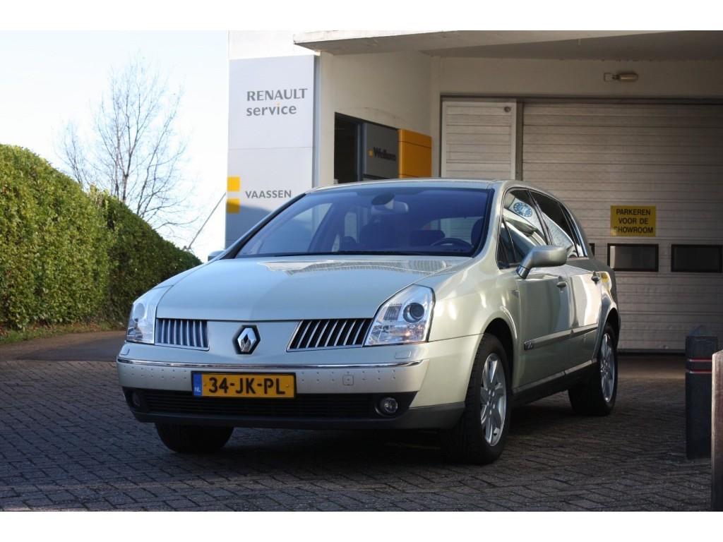 Renault Vel satis 2.0 turbo 16v privilege