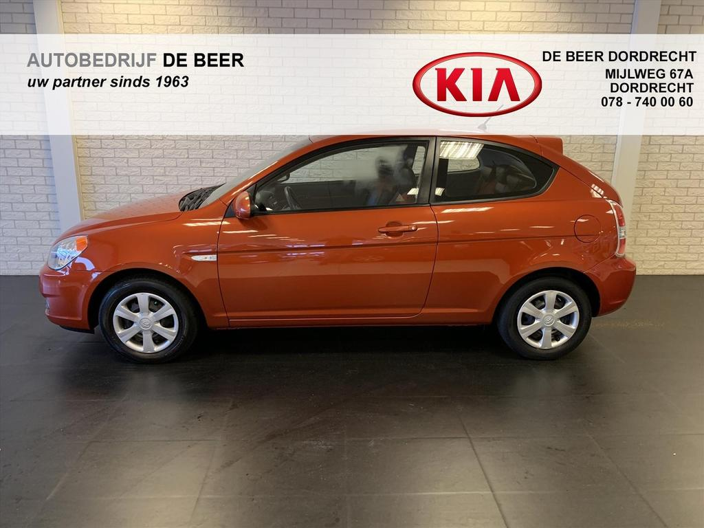 Hyundai Accent 1.4 3drs first edition
