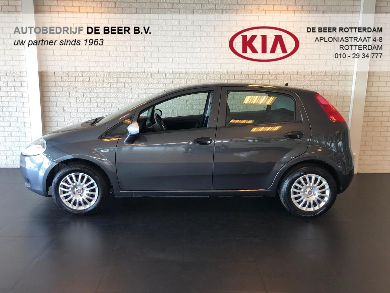 Fiat Punto 1.3 multijet 16v 85pk 5d airco