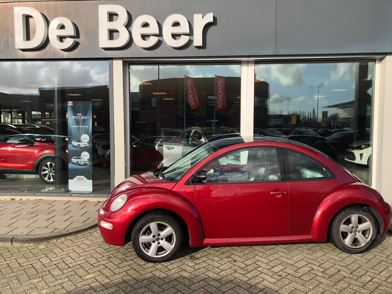 Volkswagen New beetle 2.0 85kw highline airco/ leer/ stoelverw.
