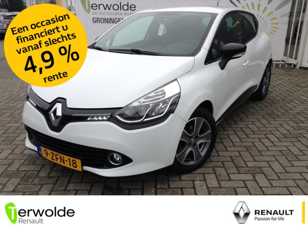 Renault Clio 90 pk tce eco night&day navigatie