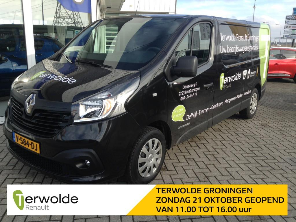 Renault Trafic 125pk twin turbo dci t29 l2h1 luxe energy r-link navigatie