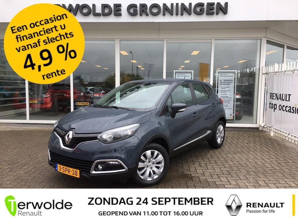 Renault Captur 90 pk tce expression