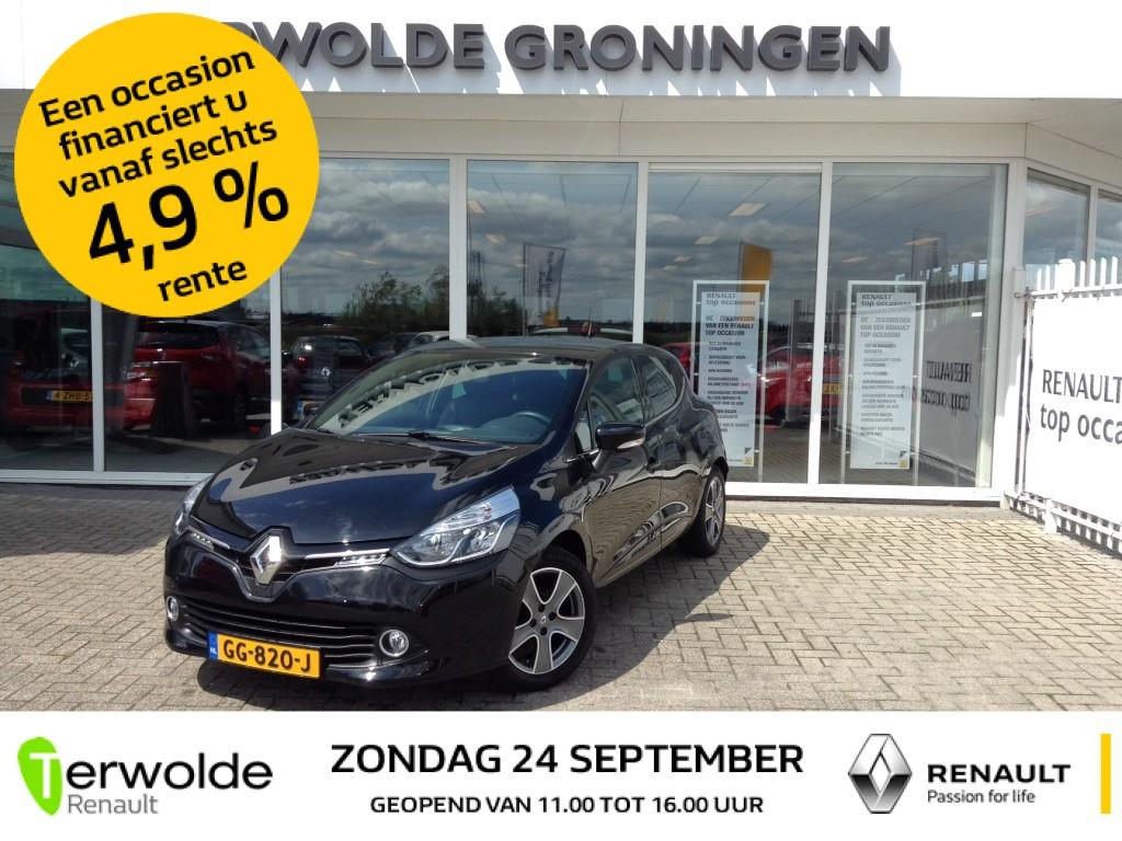 Renault Clio 90 pk tce eco night&day