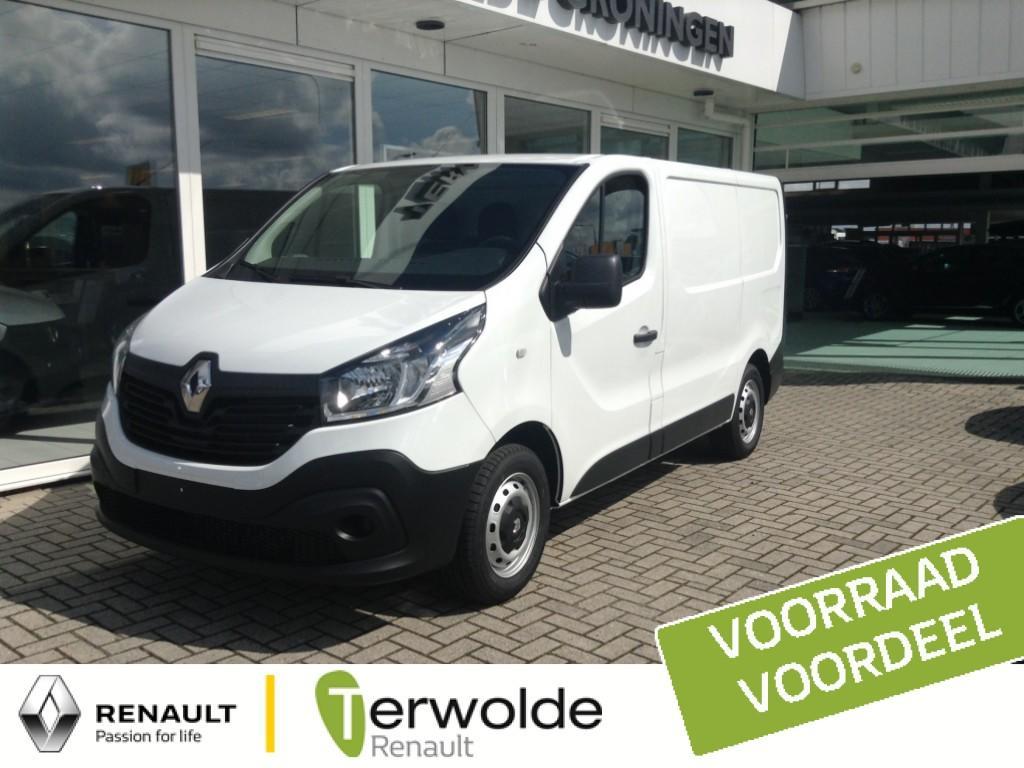 Renault Trafic 95pk dci t27 l1h1 comfort