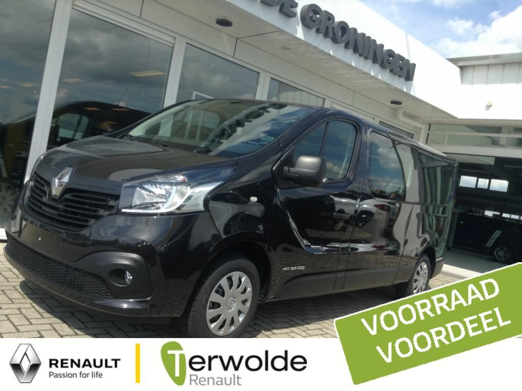 Renault Trafic 125pk twin turbo dci t29 l2h1 dc comfort energy