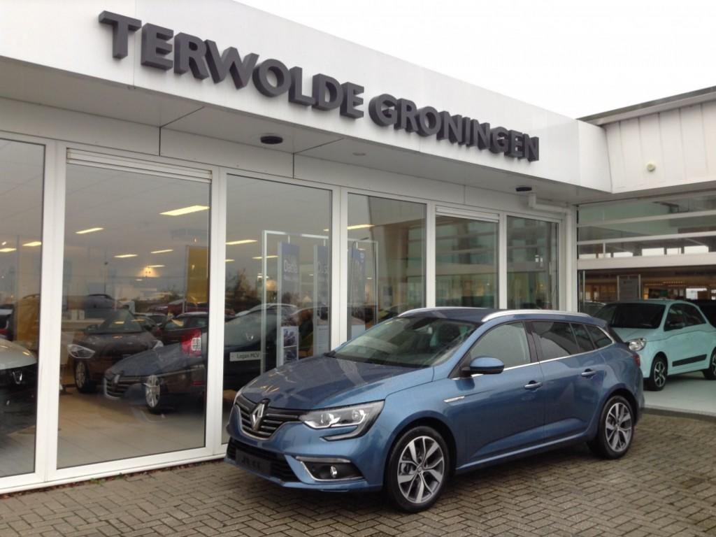 Renault Mégane Estate dci 110pk bose edc automaat!!! nieuw uit voorraad leverbaar!! nu met €2300,- registratiepremie in 2017