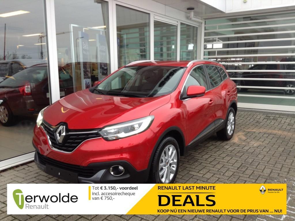 Renault Kadjar 1.5 dci intens edc automaat!! nu € 3.000,- voorraadkorting op deze voorraad auto