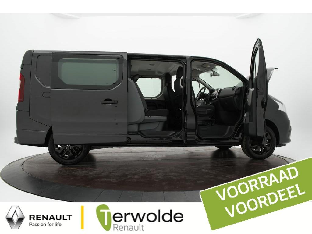Renault Trafic 125pk dci t29 l2h1 dc luxe energy