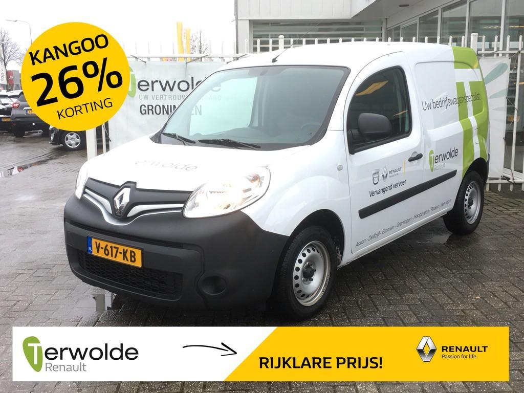 Renault Kangoo 1.5 dci 90 energy luxe a.s.zondag 15/9 open van 1100 t/m 1600 uur