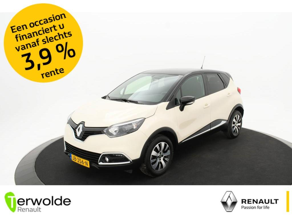 Renault Captur 90pk tce expression cruise controle