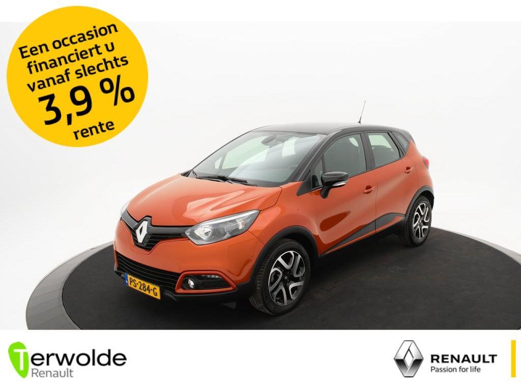 Renault Captur 90pk tce dynamique airco