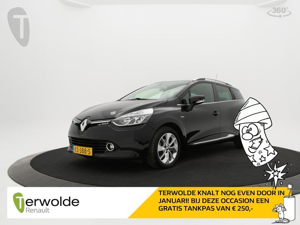 Renault Clio Estate 1.5 90 pk dci eco limited clima airco