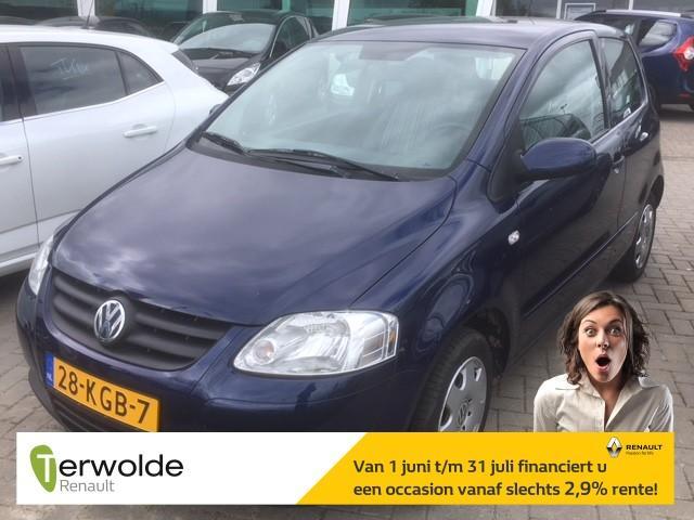 Volkswagen Fox 1.2 trendline stuurbekrachtiging