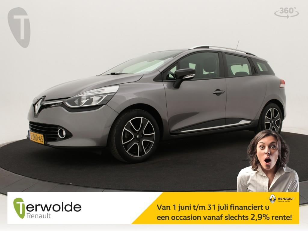 Renault Clio Estate 1.5 dci eco expression 90 pk navigatie