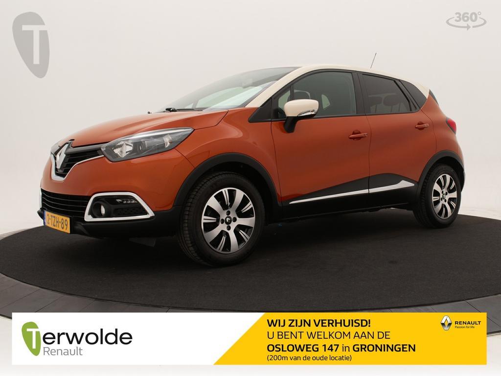 Renault Captur 90 tce expression navigatie